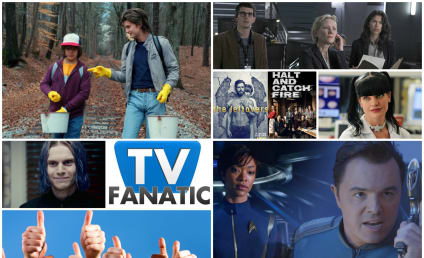 Thanksgiving 2017: TV Fanatics Share their Appreciation of the Small Screen