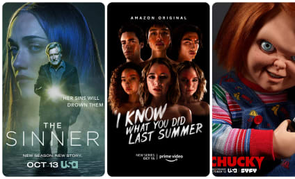 What to Watch: The Sinner, I Know What You Did Last Summer, Chucky