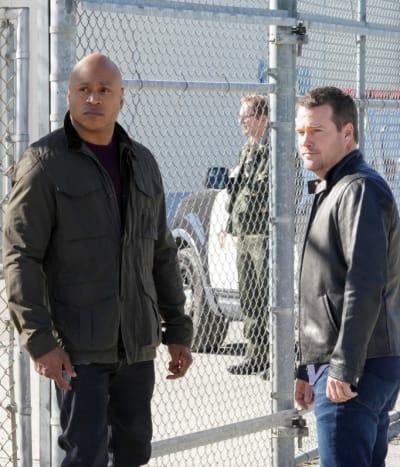 Questionable Manuever - NCIS: Los Angeles Season 10 Episode 21
