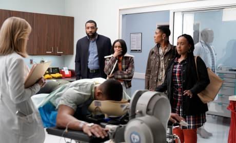 Patient - Black Lightning Season 2 Episode 11