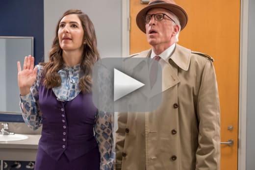 Watch The Good Place Online: Season 3 Episode 3 - TV Fanatic