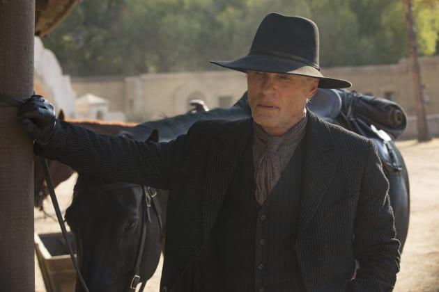 Bill Grows - Westworld Season 2 Episode 4