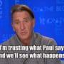 Following Paul- Big Brother