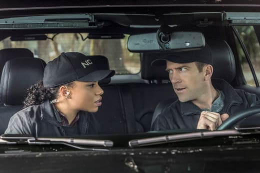 Unhappy Pairing - NCIS: New Orleans Season 4 Episode 17