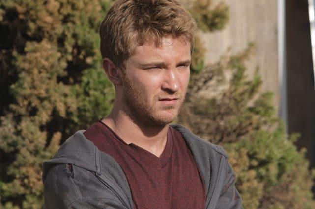 Michael Welch as Mack Thompson