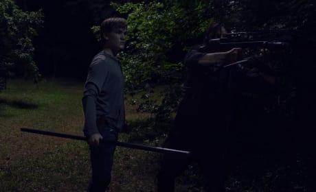 Team-Up - The Walking Dead Season 9 Episode 7