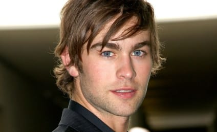 Chace Crawford Heats Up Milan