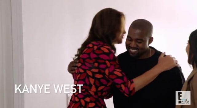 Kanye's Reaction