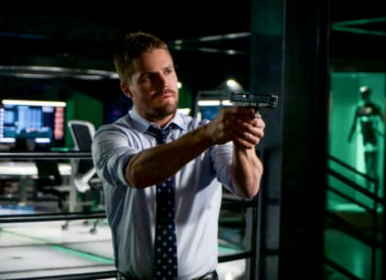 Watch Arrow Season 6 Episode 18 Online