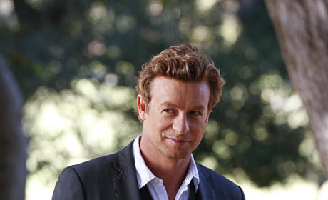 That Mischievous Look - The Mentalist Season 7 Episode 6