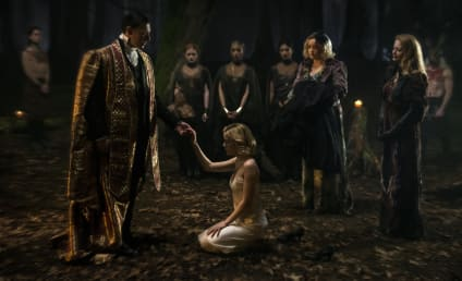 Chilling Adventures of Sabrina Review: The Dark Baptism and The Trial