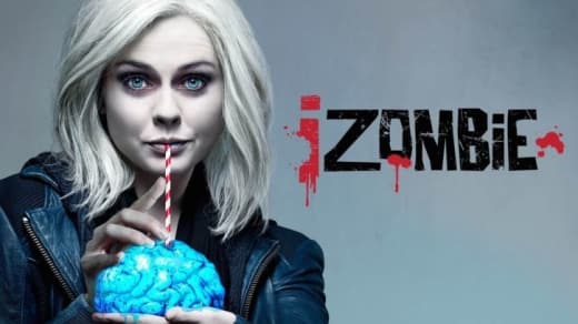 iZombie Season 4 Key Art