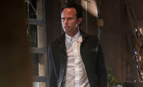 Boyd Crowder in the Justified finale