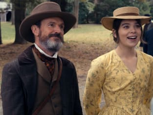 Emily and Edward - Dickinson Season 2 Episode 4