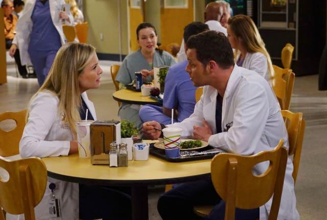 GreyS Anatomy Season 13 Episode 21