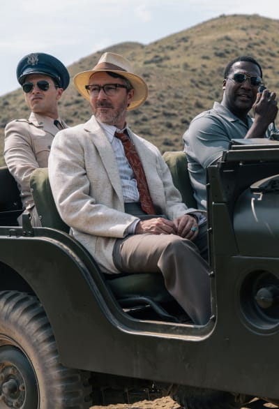On a Quest - Project Blue Book Season 2 Episode 3