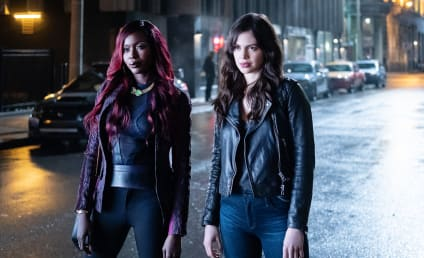Titans Renewed for Season 3 at DC Universe