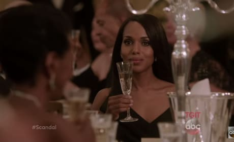 Olivia Pope - Scandal Season 5 Episode 1