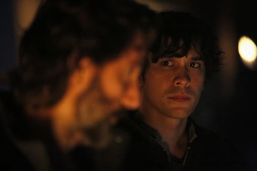 Bellamy — The 100 Season 4 Episode 10