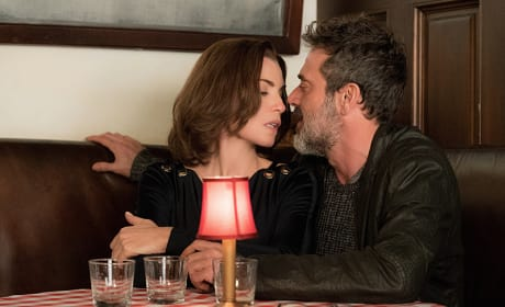 Getting Cozy - The Good Wife