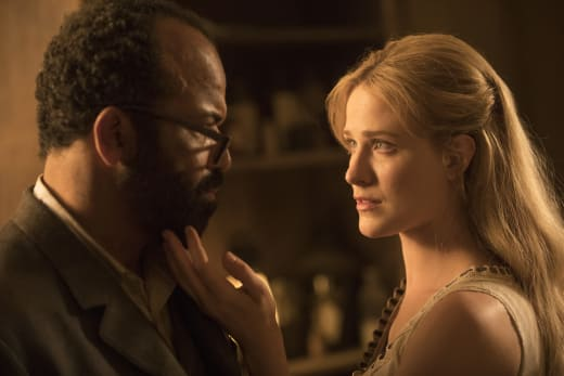 Dolores Grows with Arnold - Westworld Season 2 Episode 3