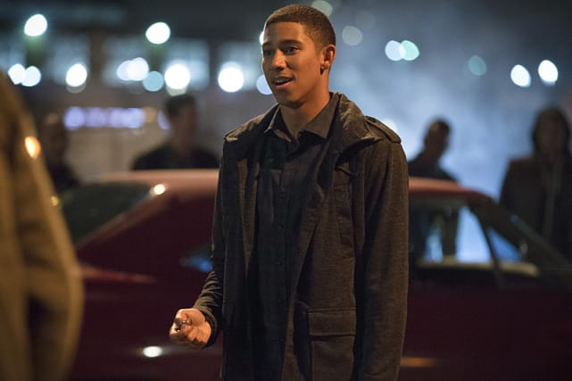 Wally West - The Flash Season 2 Episode 10