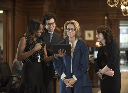 Watch Madam Secretary Season 1 Episode 17 Online