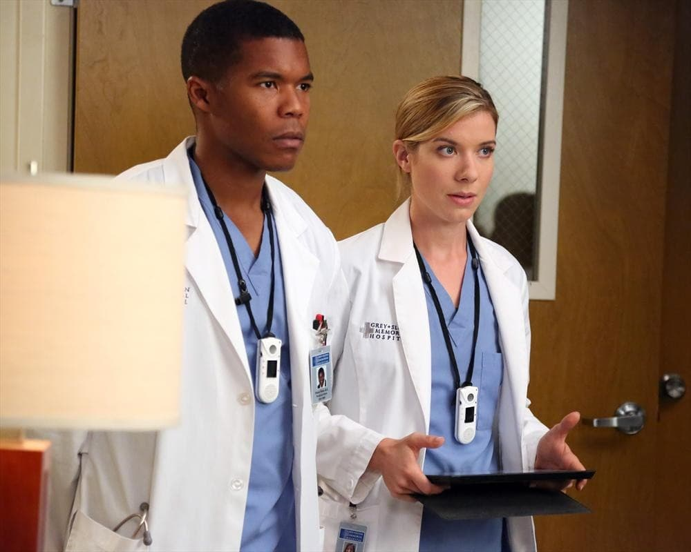 Grey\'s Anatomy Review: Just Say No - TV Fanatic