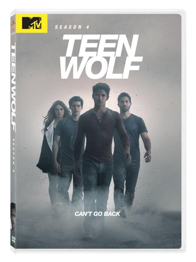 Teen Wolf Season 4 DVD is here!