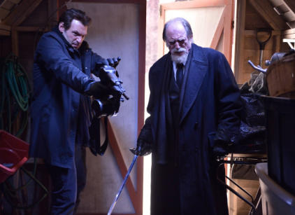 Watch The Strain Season 1 Episode 5 Online
