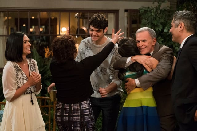 Grandparents - The Fosters Season 5 Episode 8