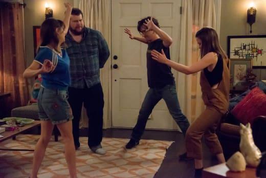 Schroom Dancing