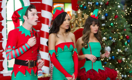 Glee Review: Just Another Holiday Special