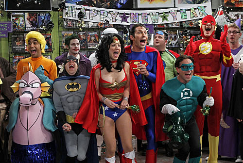 As the Justice League