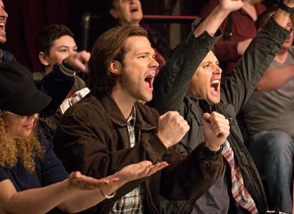 Watch Supernatural Season 11 Episode 15 Online