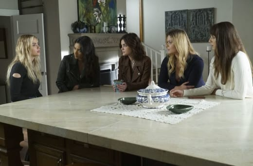 Who Will Die? - Pretty Little Liars