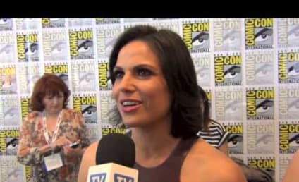 Lana Parrilla Previews Once Upon a Time Season 3, The Dark Side of Regina