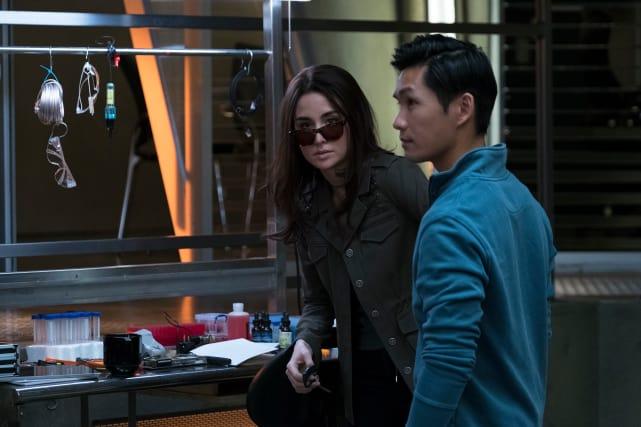 Hangover Alert? - Stitchers Season 3 Episode 3