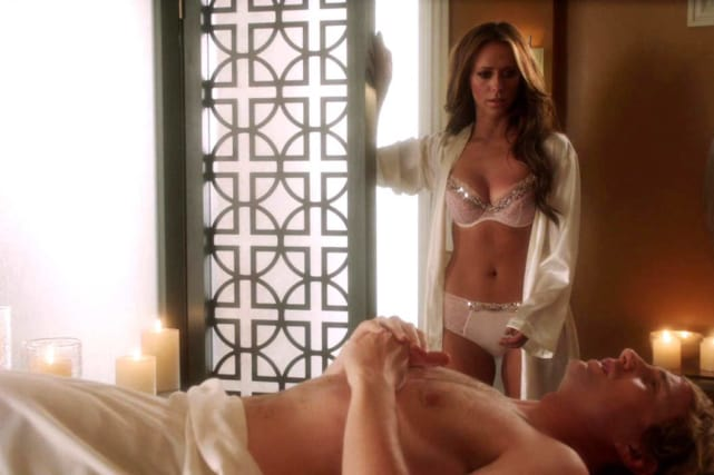 Jennifer Love Hewitt - Riley Parks, The Client List