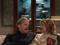 Diane and Kurt couch - The Good Fight Season 3 Episode 2