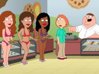 Family Guy Season 13 Episode 3