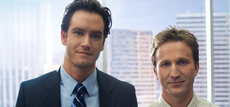 Peter & Jared
