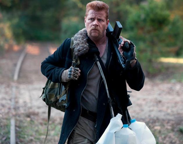 Abraham Ford on The Walking Dead