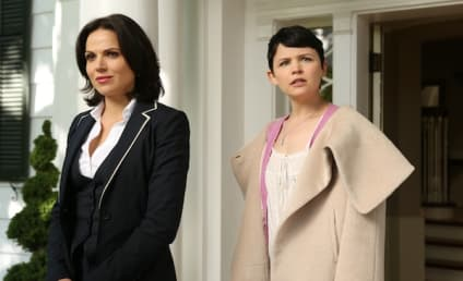 Once Upon a Time Season Premiere: What to Expect...