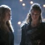Clexa - The 100 Season 2 Episode 12