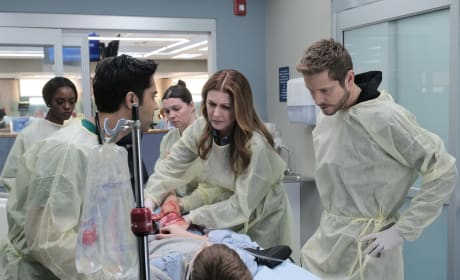 Another Kickass Team - The Resident Season 2 Episode 20