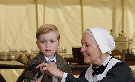 George Crawley - Downton Abbey