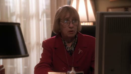 Two Sons Lost - The West Wing Season 1 Episode 10