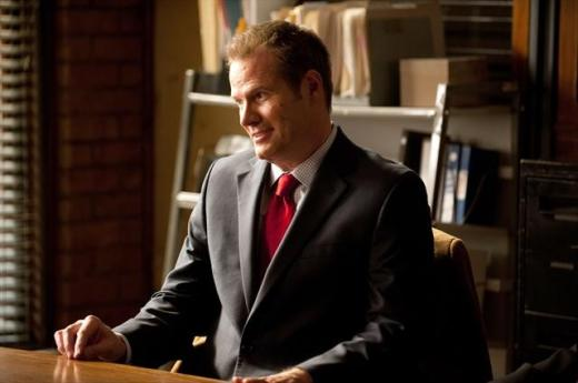 Jack Coleman as Senator Bracken