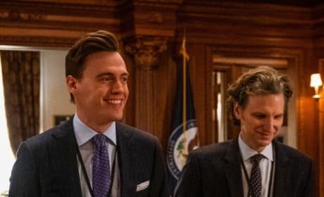 Happy Blake - Madam Secretary Season 5 Episode 16